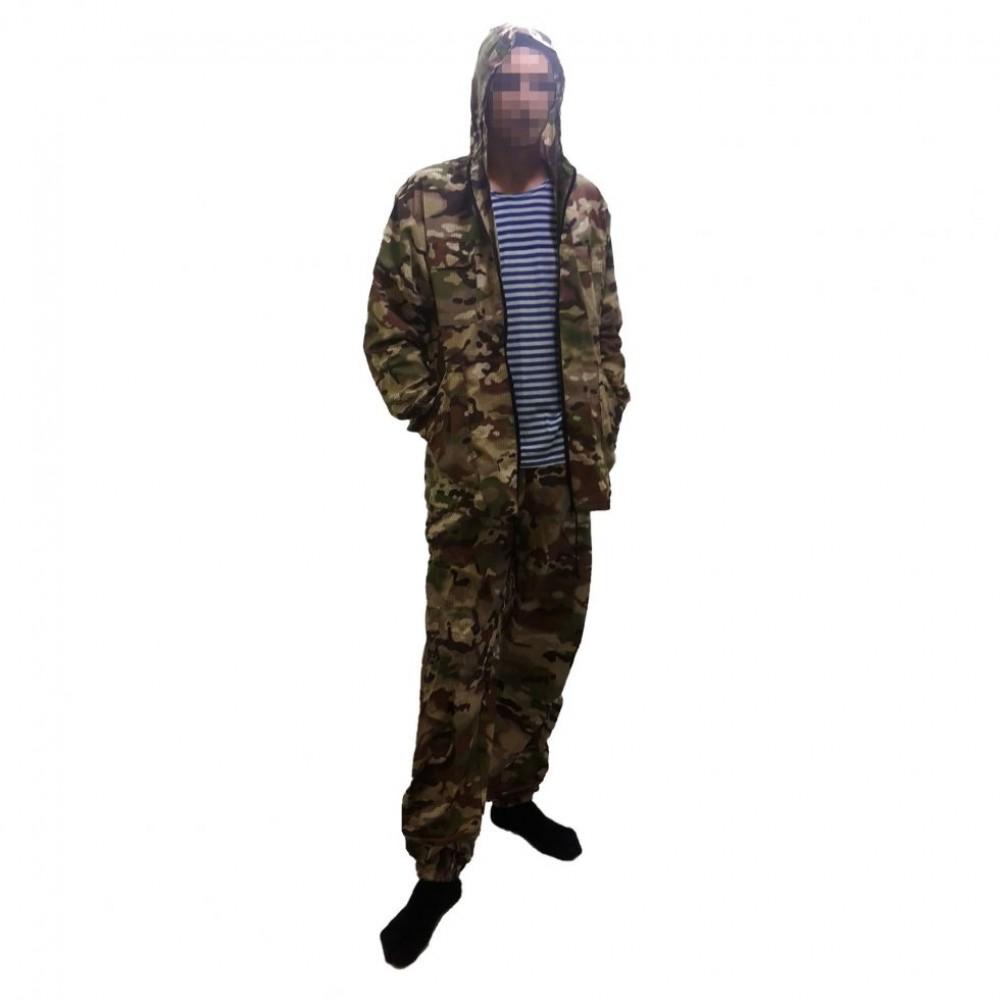 Летний камуфляжный костюм Рысь