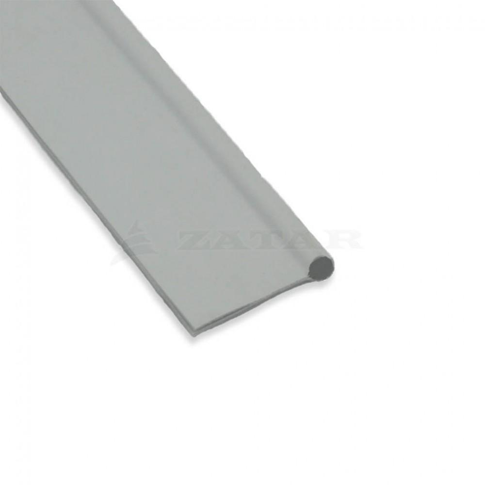 Крепление передвижных банок 1 м. п., ликтрос - светло-серый, Kolibri