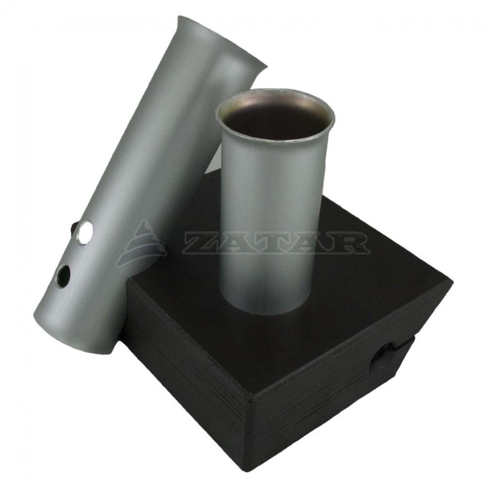 Универсальный крепежный блок, 2 держателя спиннинга without