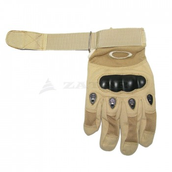 Перчатки тактические Oakley, песчаные