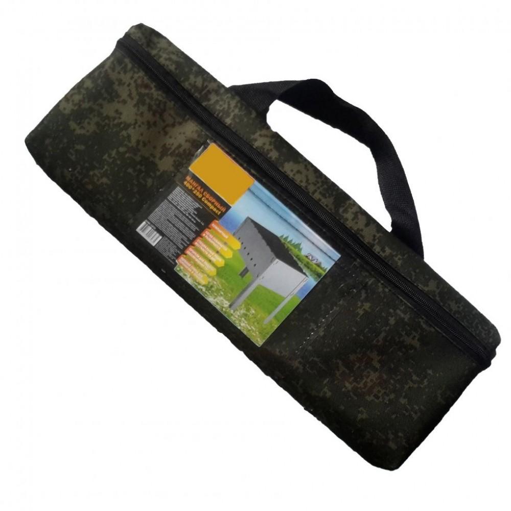Мангал разборной 400х250 + удобная сумка