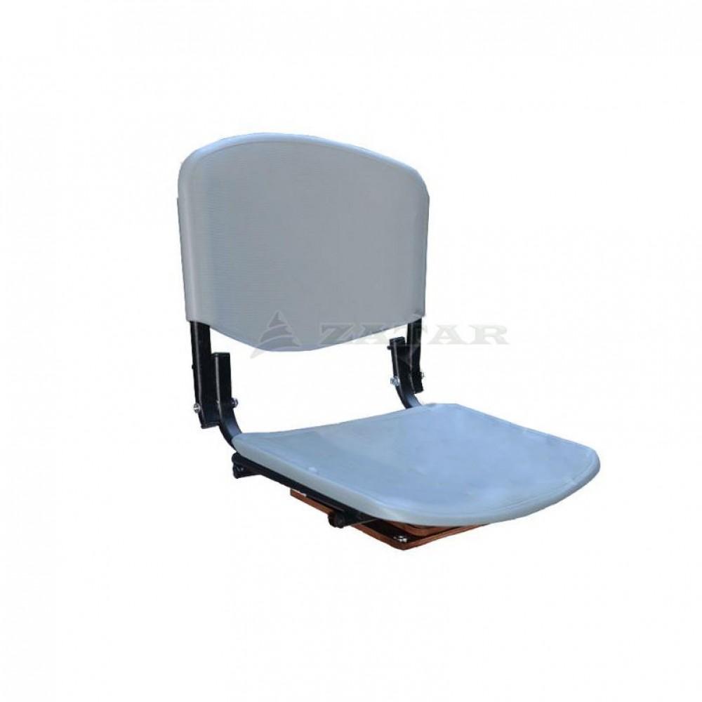 Поворотное кресло на банку для надувных лодок