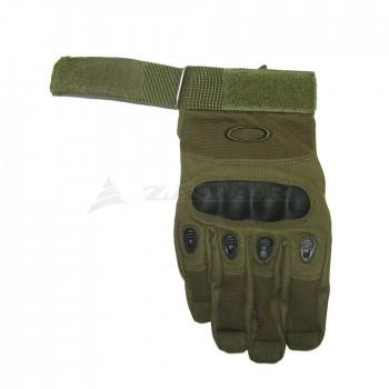 Перчатки тактические Oakley, зеленые