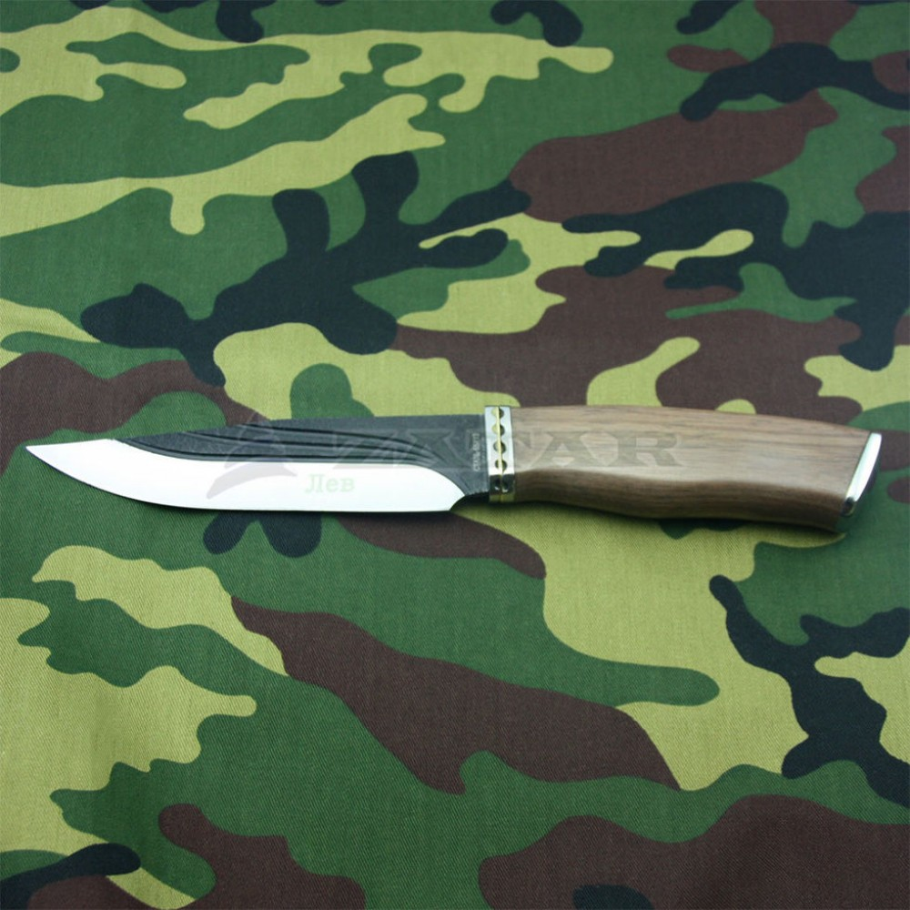 Нож разделочный Лев