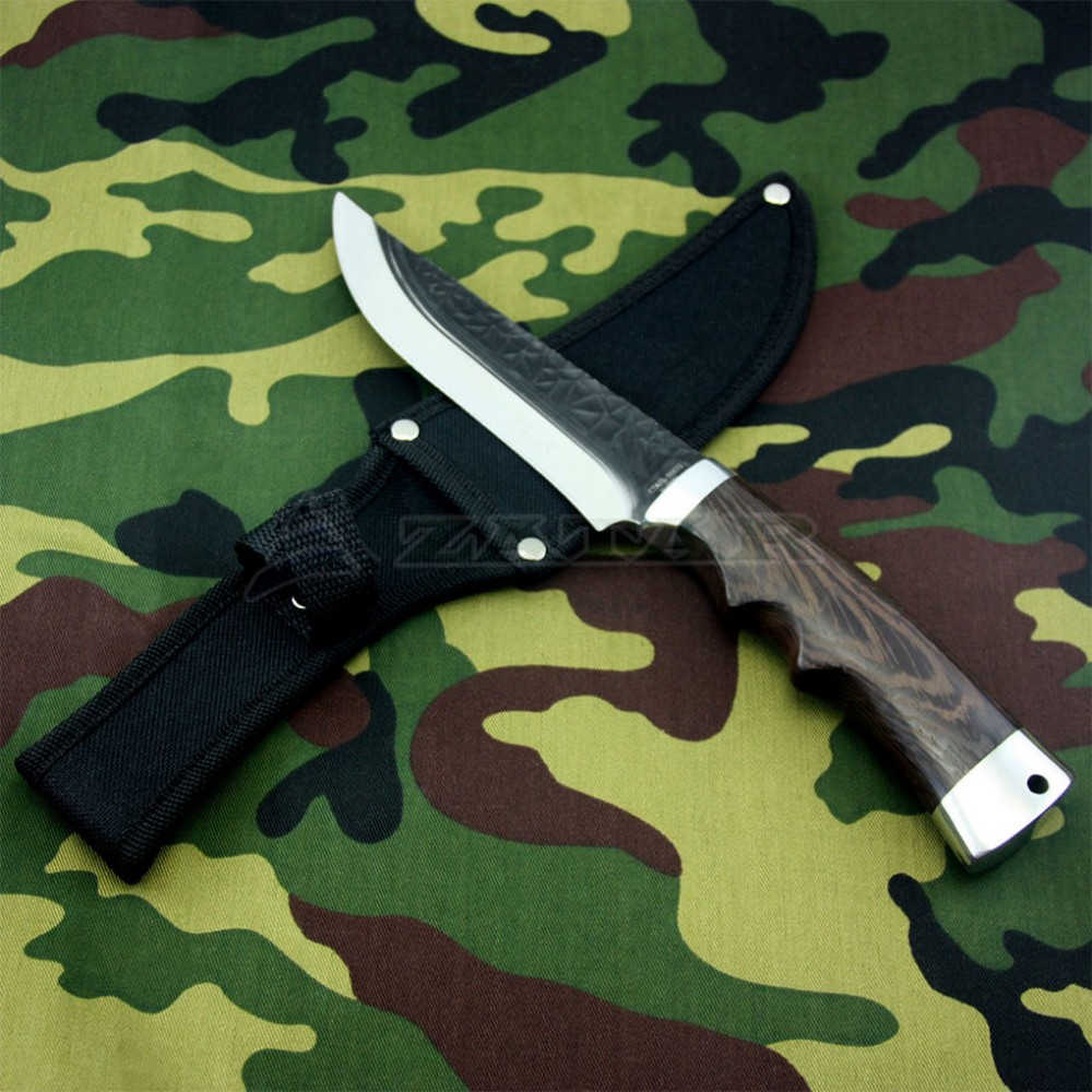 Нож разделочный Охотник