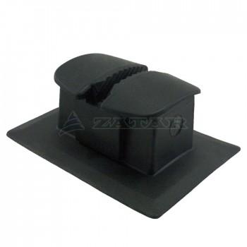 Рым якорный для надувных лодок черный №1.1