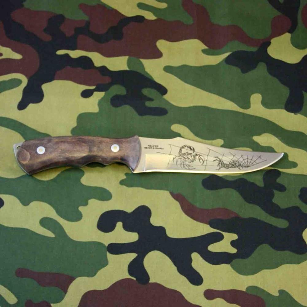 Нож туристический СКОРПИОН