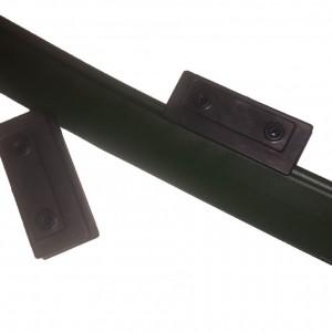 Крепление передвижных банок 1 м. п. + 2 кронштейна, Kolibri