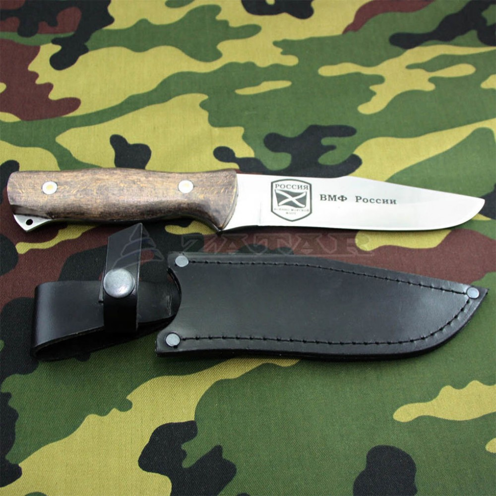 Нож туристический ВМФ России