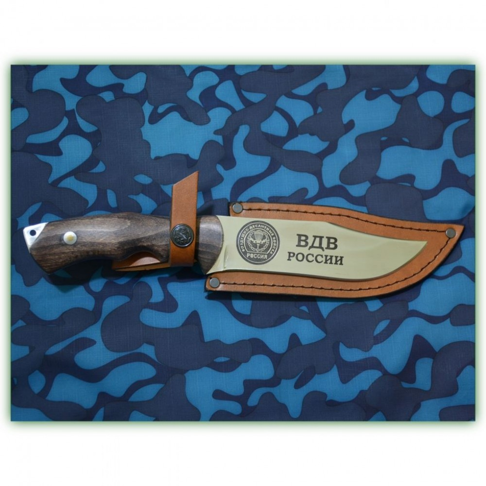 Нож разделочный ВДВ РОССИИ