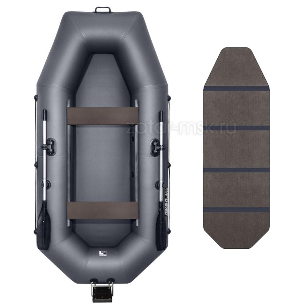 Надувная лодка ПВХ Аква-Мастер 300 ТР + книжка