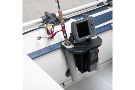 Универсальный крепежный блок – незаменимый аксессуар на лодке