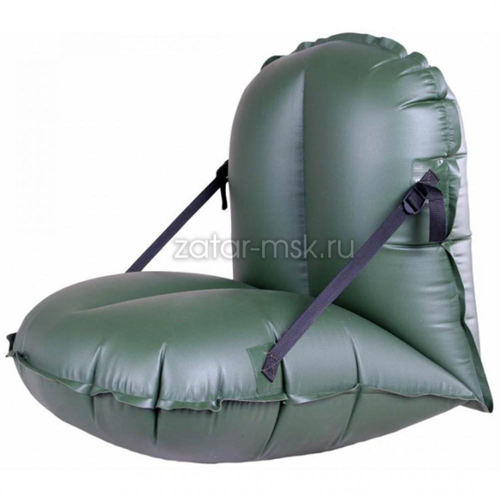 Кресло надувное ПВХ зеленое Уфа