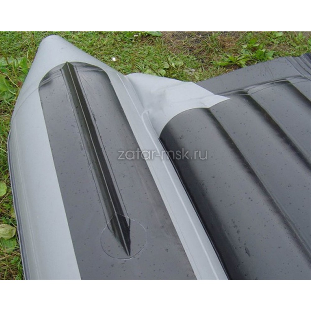 Профиль редан для надувных лодок ПВХ, №1.1 черный
