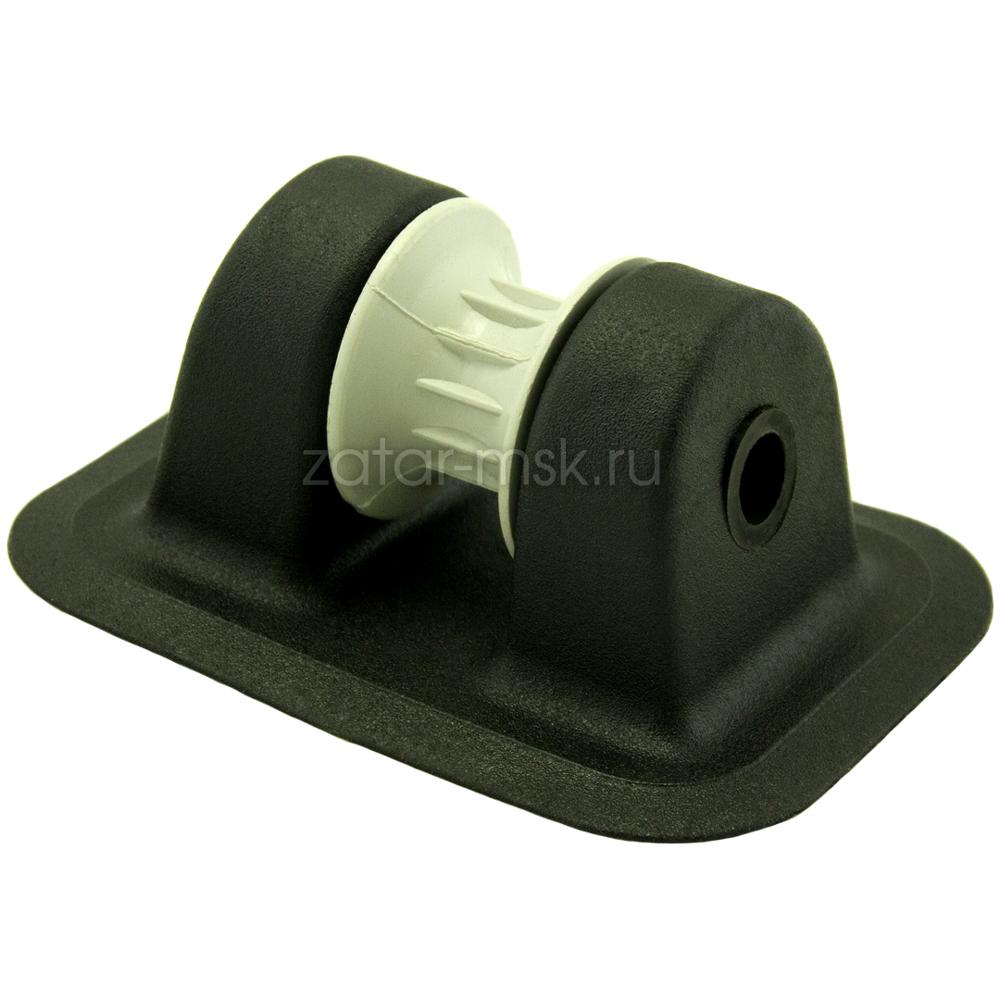 Роульс якорный черный - серый №1