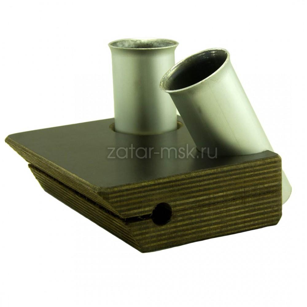 Универсальный крепежный блок, 2 держателя спиннинга