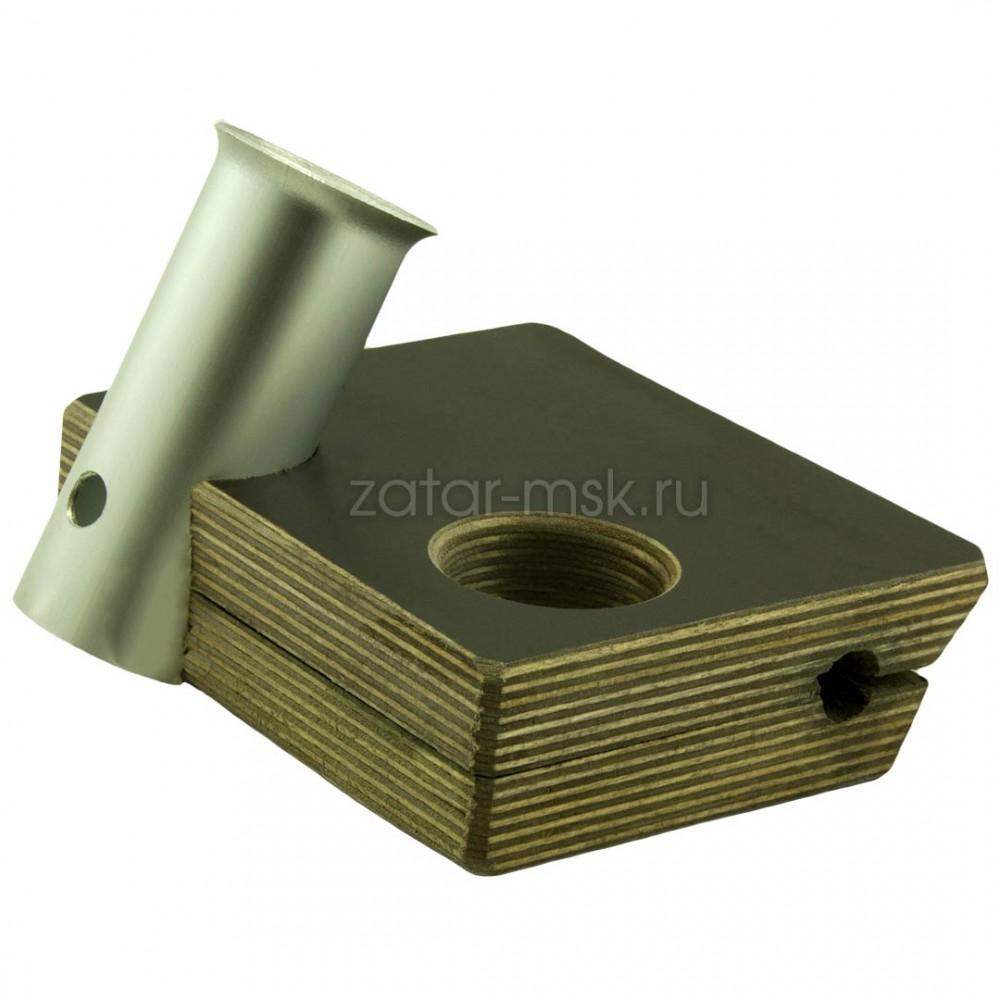 Универсальный крепежный блок, держатель спиннинга + столик without