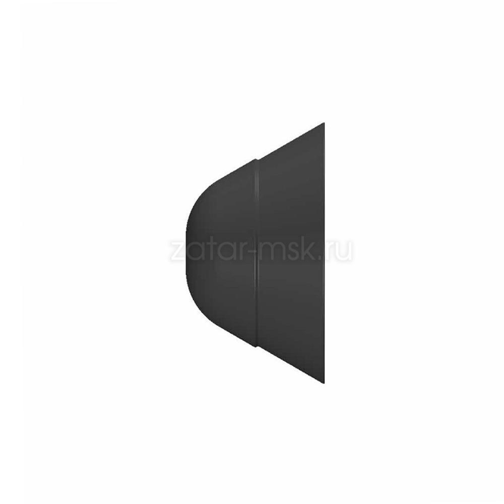 Конус лодки пвх №1.1, малый, черный