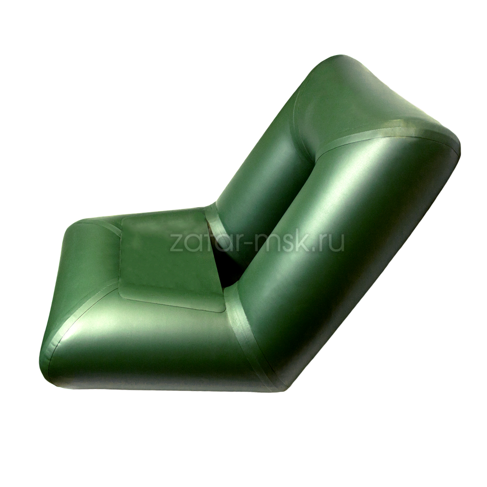 Кресло надувное ПВХ зеленое Light