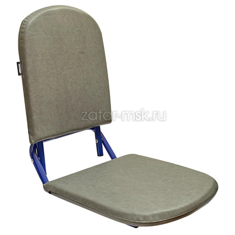 Кресло в лодку №1.4 складное, поворотное, мягкое