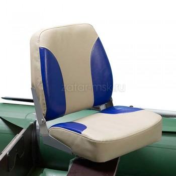Кресло в лодку, катер №1.4 складное, мягкое