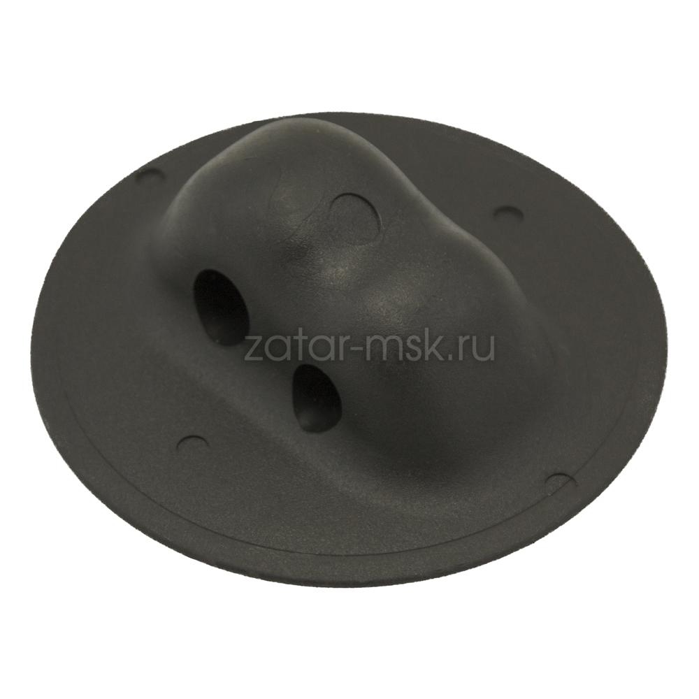 Лееродержатель two holes №1.1 черный
