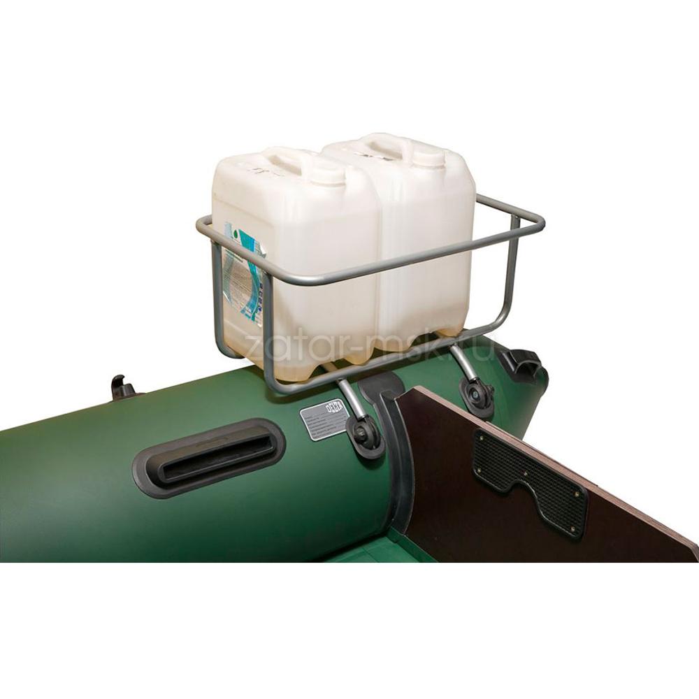 Багажная корзина для лодки на надувной борт, №1.4, без сумки