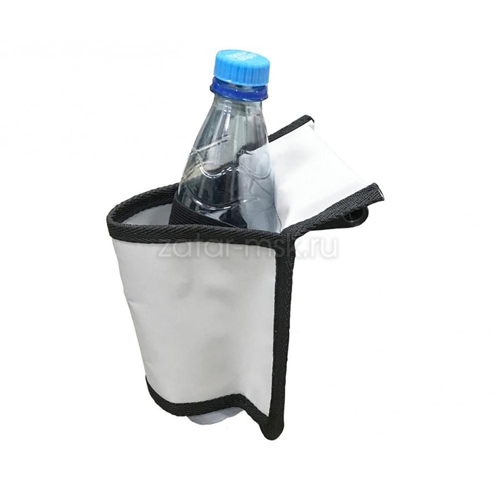 Бутылка держатель №1.5 Серый + крепления