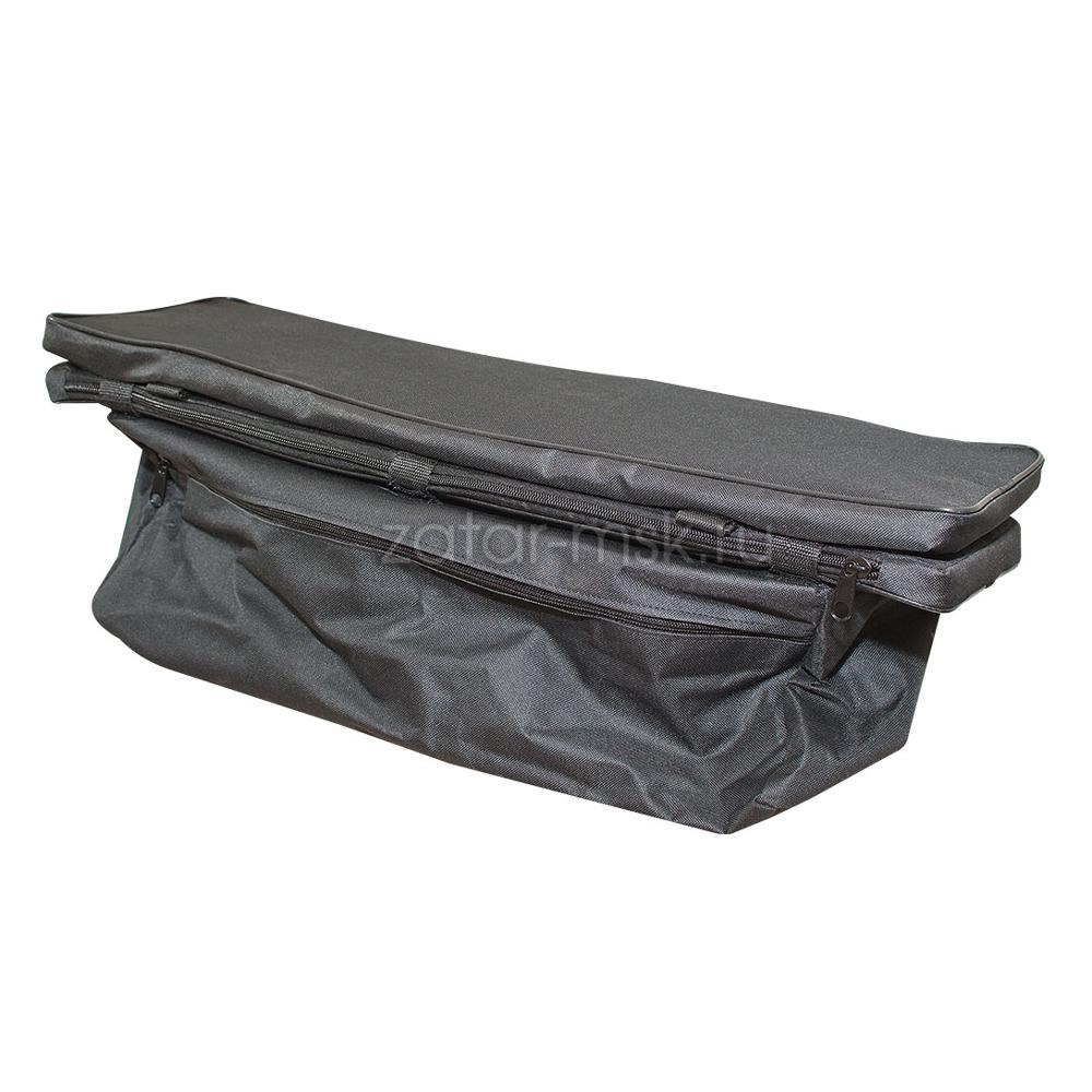 Комплект 75х20 накладки на лодку + сумка под банку (2+1) Oxford