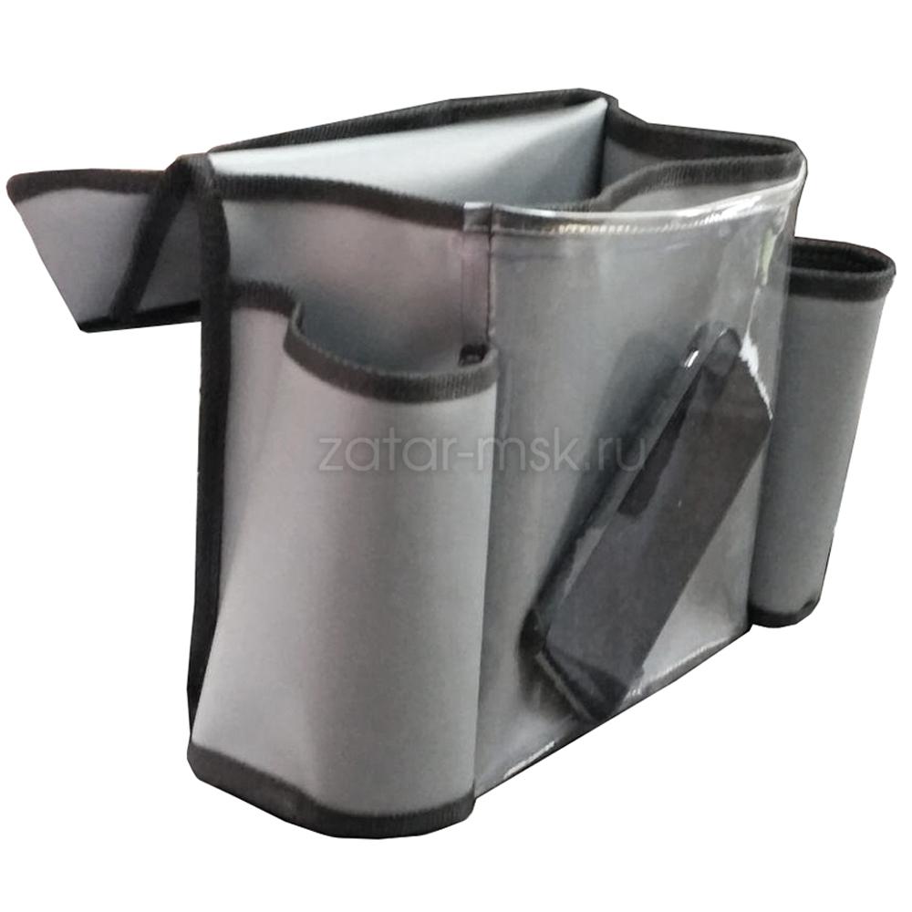 Органайзер сумка на борт лодки №1.5 Light Серый, Ликпаз-Ликтрос