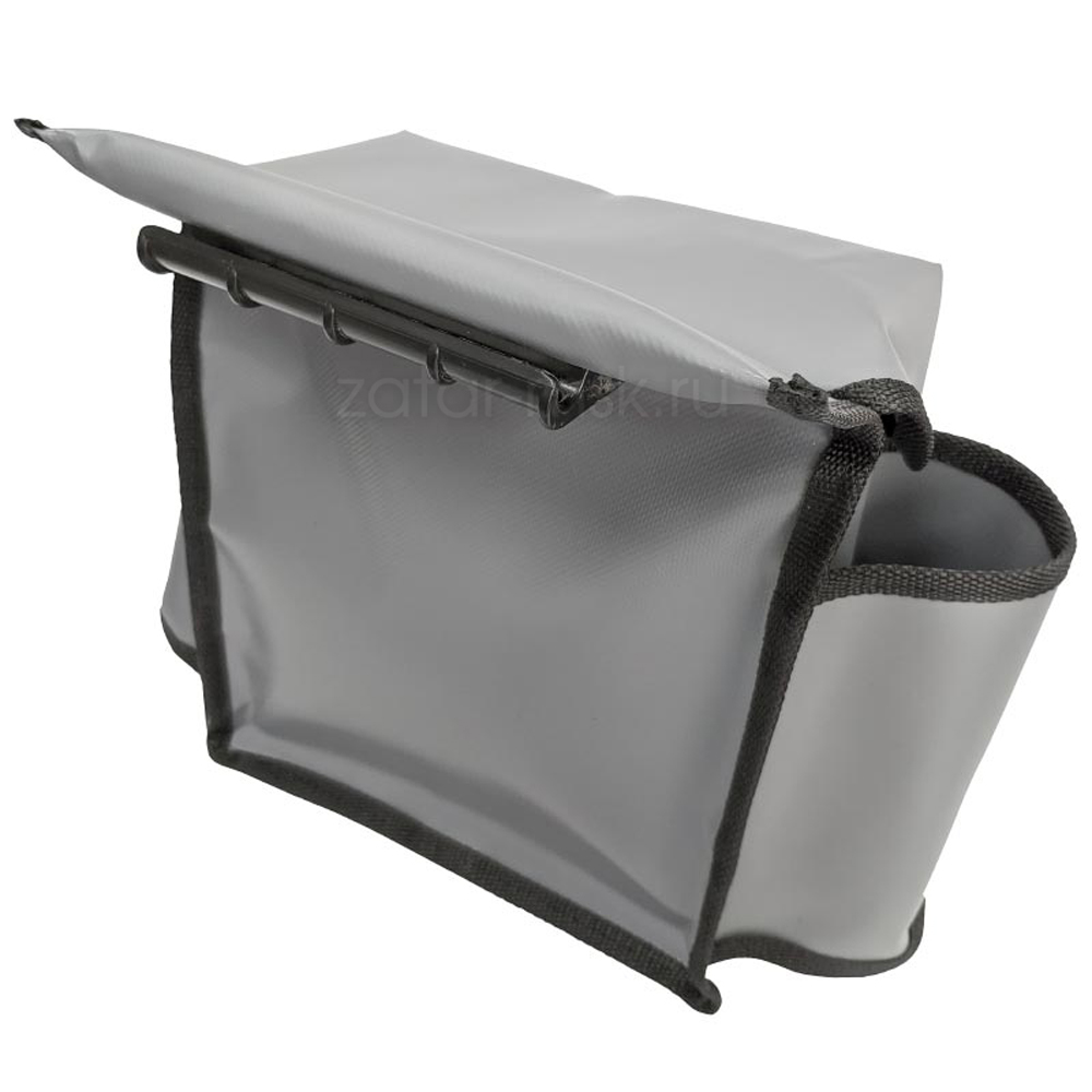 Органайзер сумка на борт лодки №1.5 Light Серый, Ликпаз