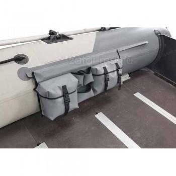 Органайзер сумка на борт лодки №1.5 Серый, Ликпаз