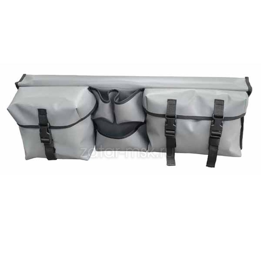 Органайзер сумка на борт лодки №1.5 Серый, Ликпаз-Ликтрос