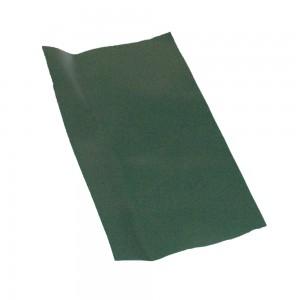 Ткань ПВХ 750 гр/м2 50см*18см Зеленая RAL6002