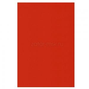 Ткань ПВХ 850 гр/м2 100см*50см Красная RAL3020