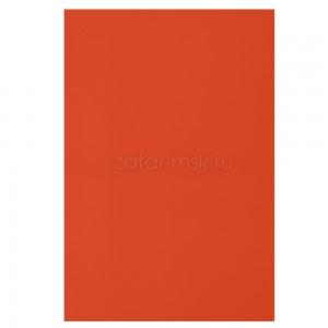 Ткань ПВХ 850 гр/м2 100см*50см Оранжевая RAL2004