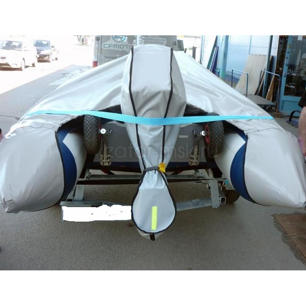 Транспортировочный чехол для лодочного мотора Tohatsu Тохатсу 9,9-18 2т