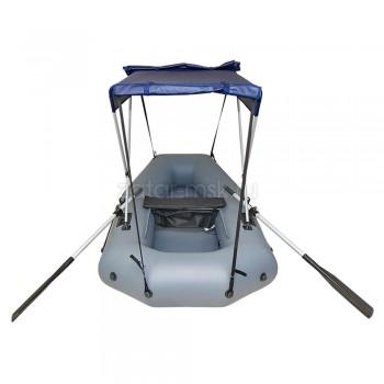 Тент на лодку 290-310 Зонтик №1.4 Синий