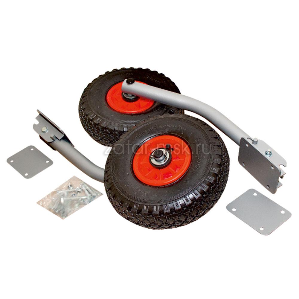 Транцевые колеса №1.4, трансформер, откидные