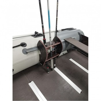 Держатель для 3-х спиннингов на лодку №1.5 Ликпаз - ликтрос
