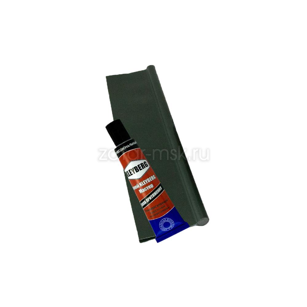 Универсальное крепление 20см ликтрос + клей, комплект