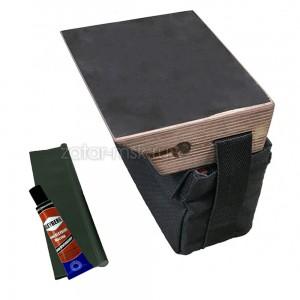 Универсальный крепежный блок №1.5 столик + сумка под АКБ + крепления