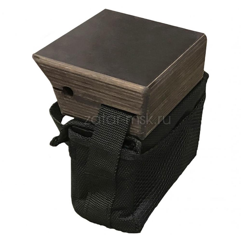 Универсальный крепежный блок №1.5 столик + сумка под АКБ