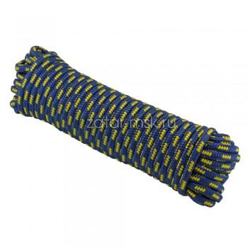 Канат, веревка для якоря 10мм 20м, полипропилен