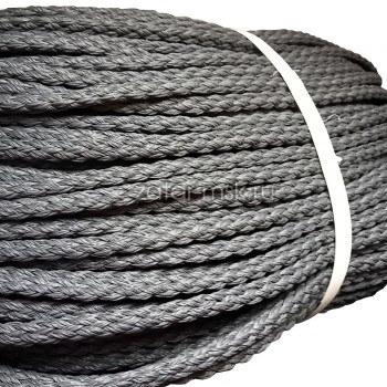 Леер-канат безопасности 12мм серый