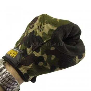 Перчатки Mechanix камуфляж M-Pact MPT-72-008