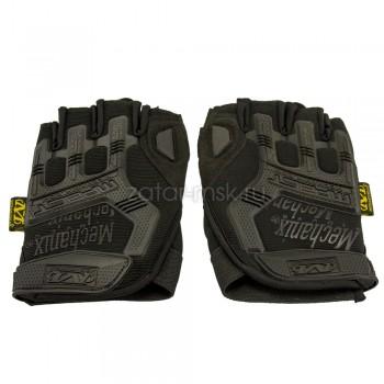 Перчатки Mechanix черные беспалые M-Pact MPT-72-008