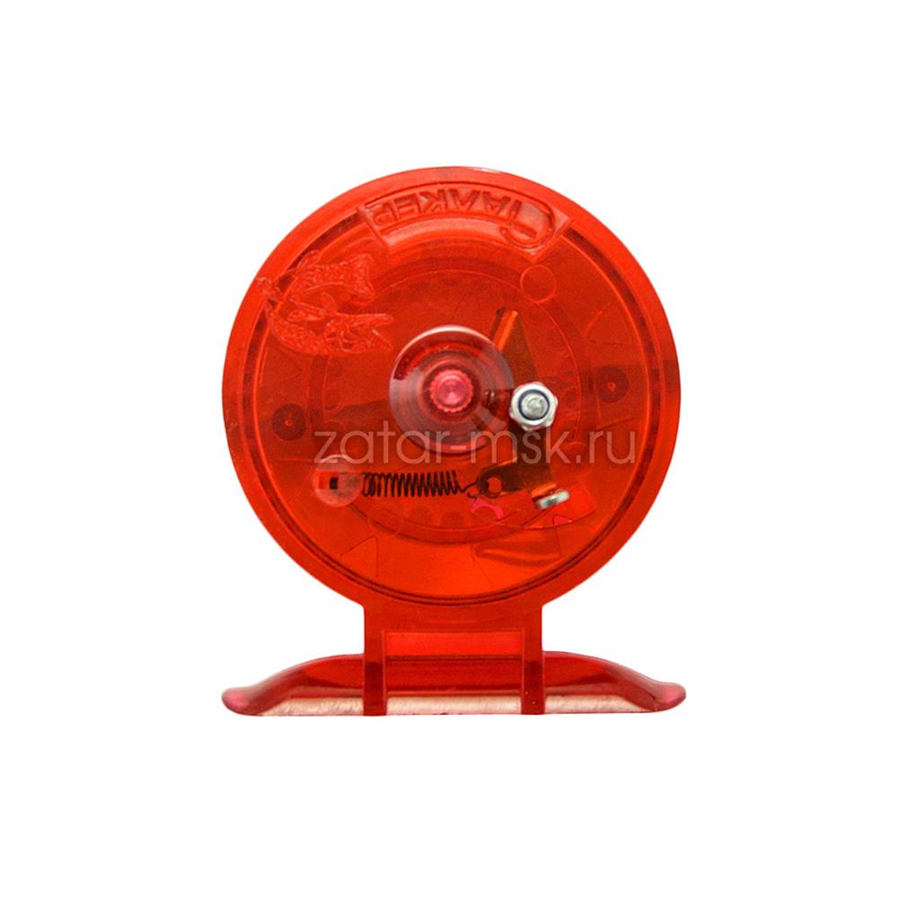 Зимняя катушка Сталкер, проводочная 50 Red
