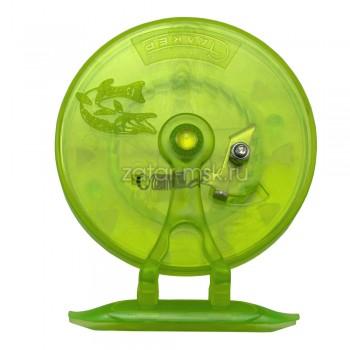 Зимняя катушка Сталкер, проводочная 65 Green