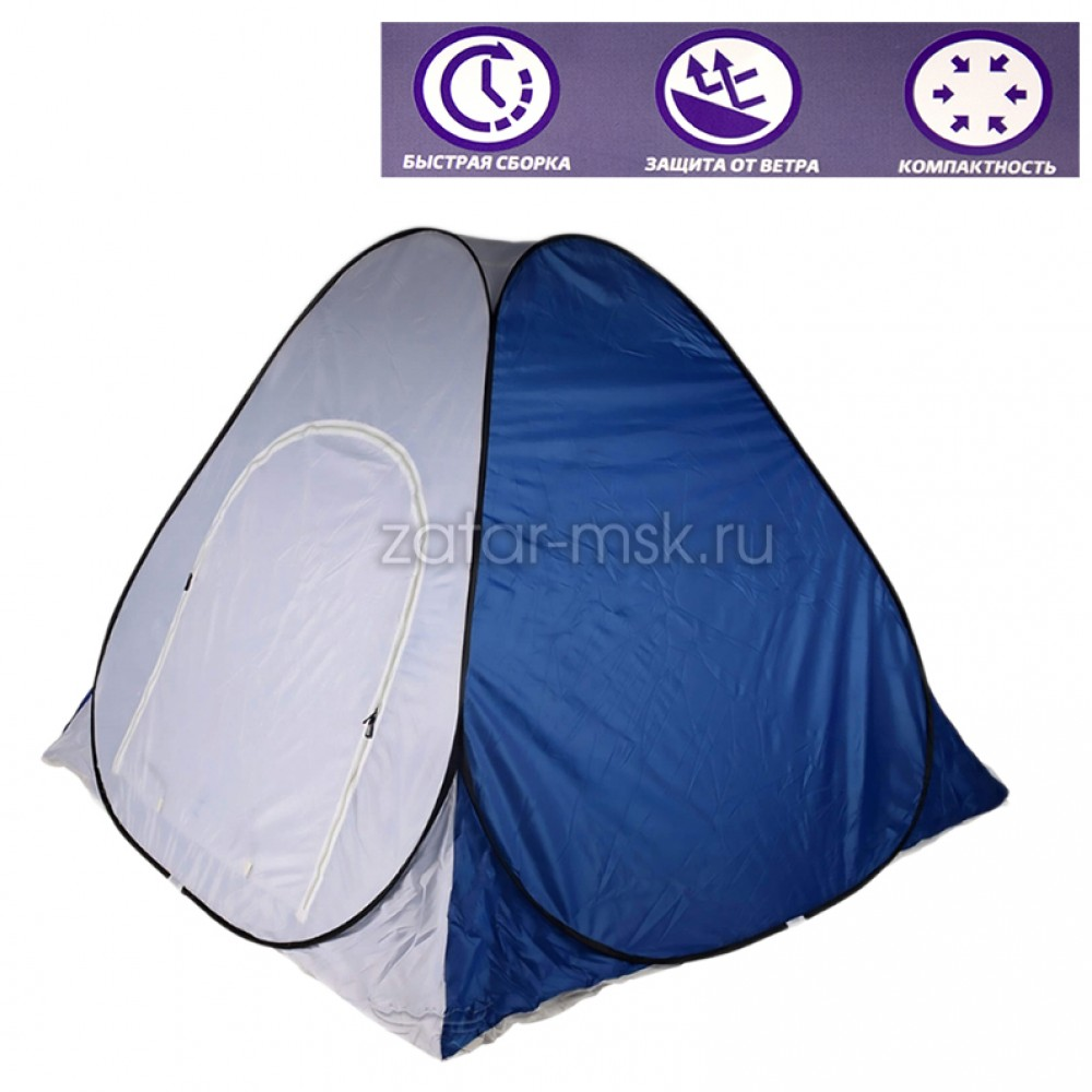 Зимняя палатка автомат Pop up ice shelter 1,5х1,5